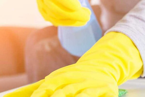 guanti casalinghi e industriali